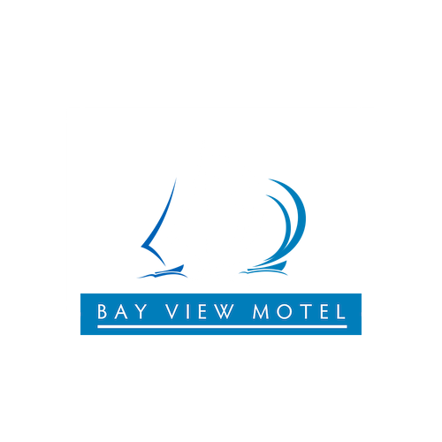 Bay View Motel Logo