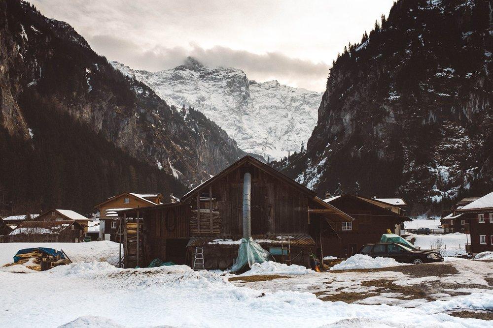 SWITZERLAND -