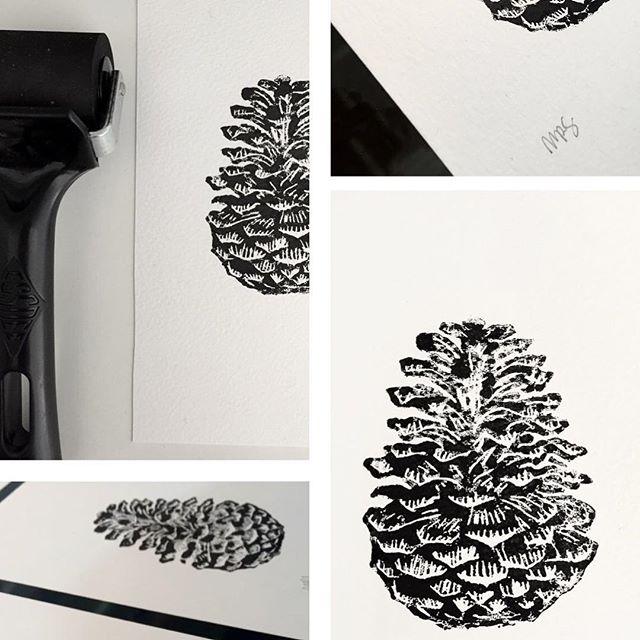New blog post ➕ New linocut print for sale 👉🏻 www.thelifeofms.com . . . . . #sale #print #linocut #linocutprint #ink #art #artist #forsale #blog #blogpost