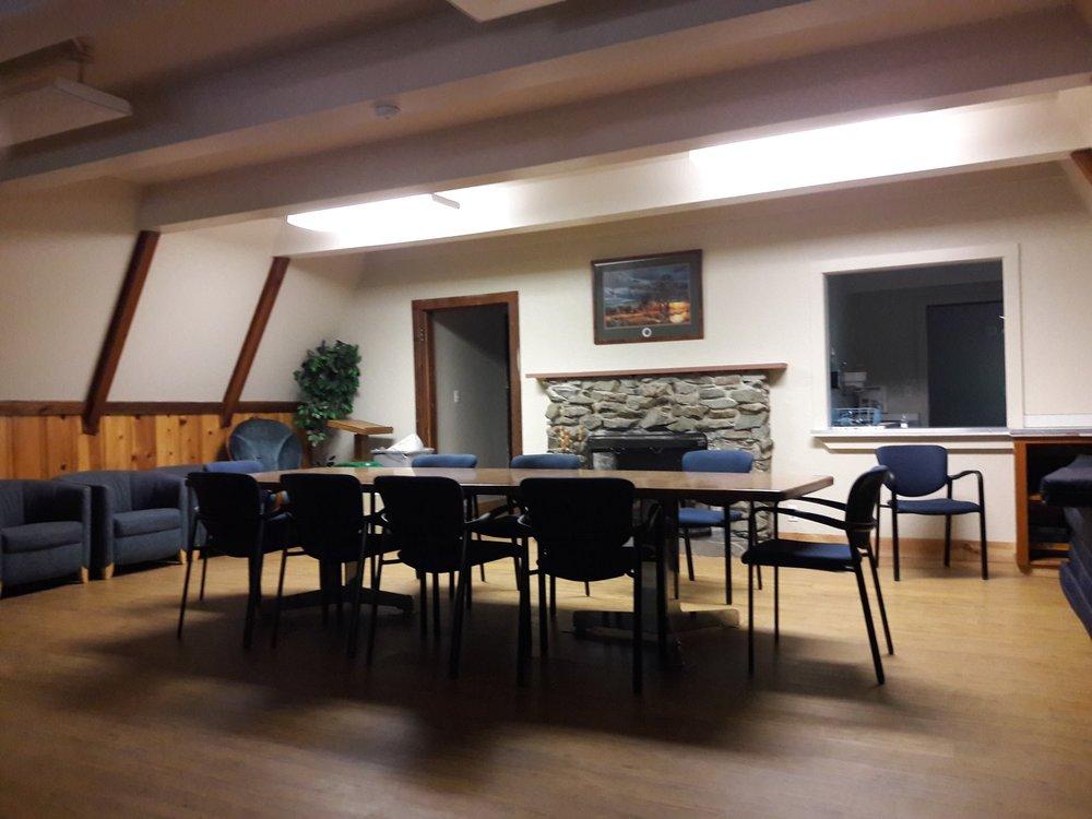 Retreat Center Living Area