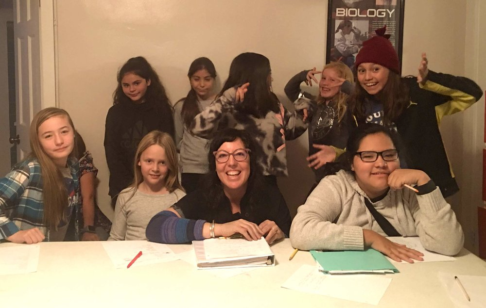 Girls Inc., Santa Fe New Mexico