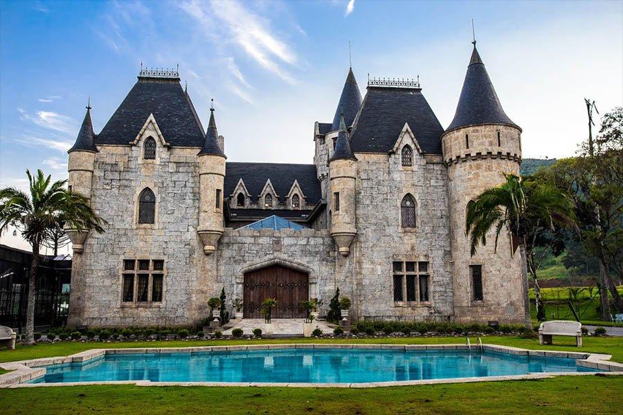 Castelo de Itaipava - - Casamento