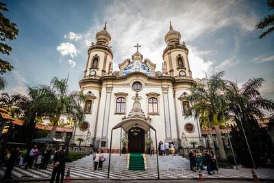 Nossa Senhora do Brasil - - Casamento