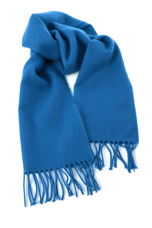 Echarpe da PashminaBrasil na cor azul claro
