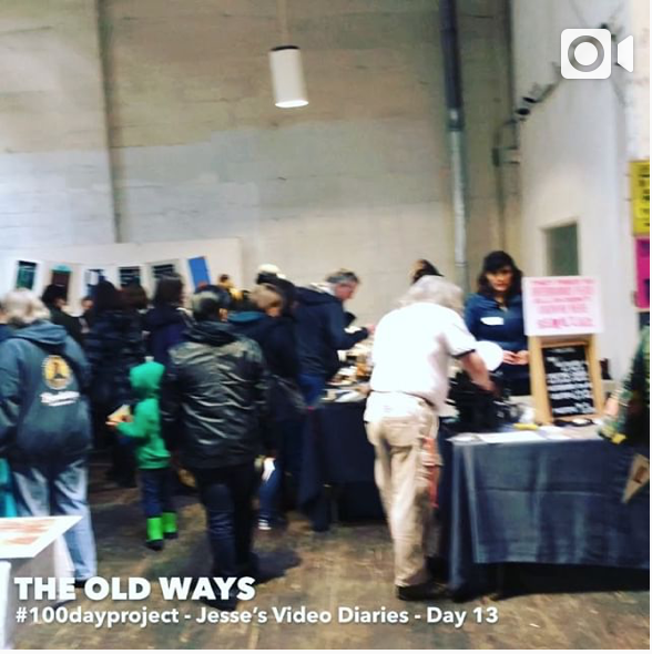 DAY 13THE OLD WAYS 2 -