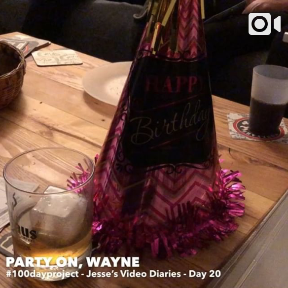 DAY 20PARTY ON, WAYNE -