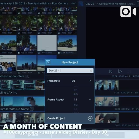 DAY 30A MONTH OF CONTENT -