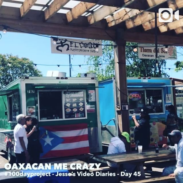 DAY 45OAXACAN ME CRAZY -