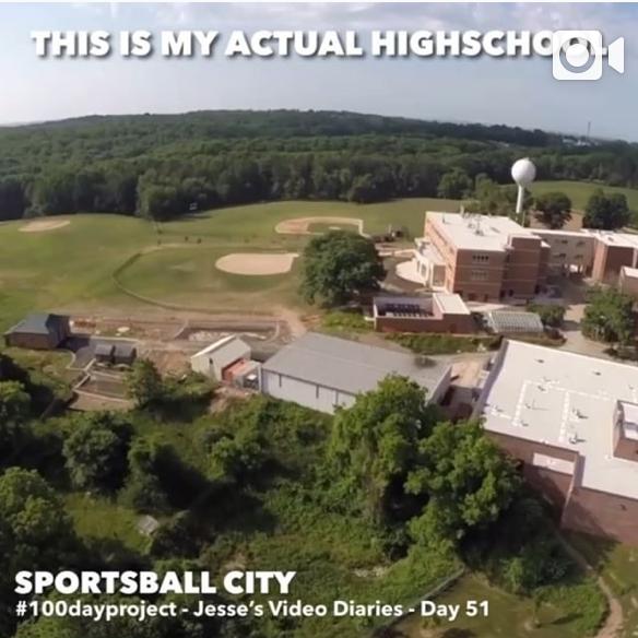 DAY 51SPORTSBALL CITY -