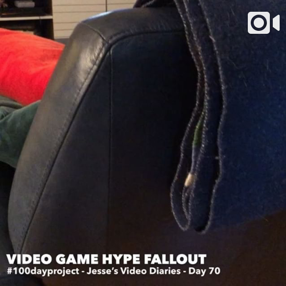 DAY 70VIDEO GAME HYPE FALLOUT -