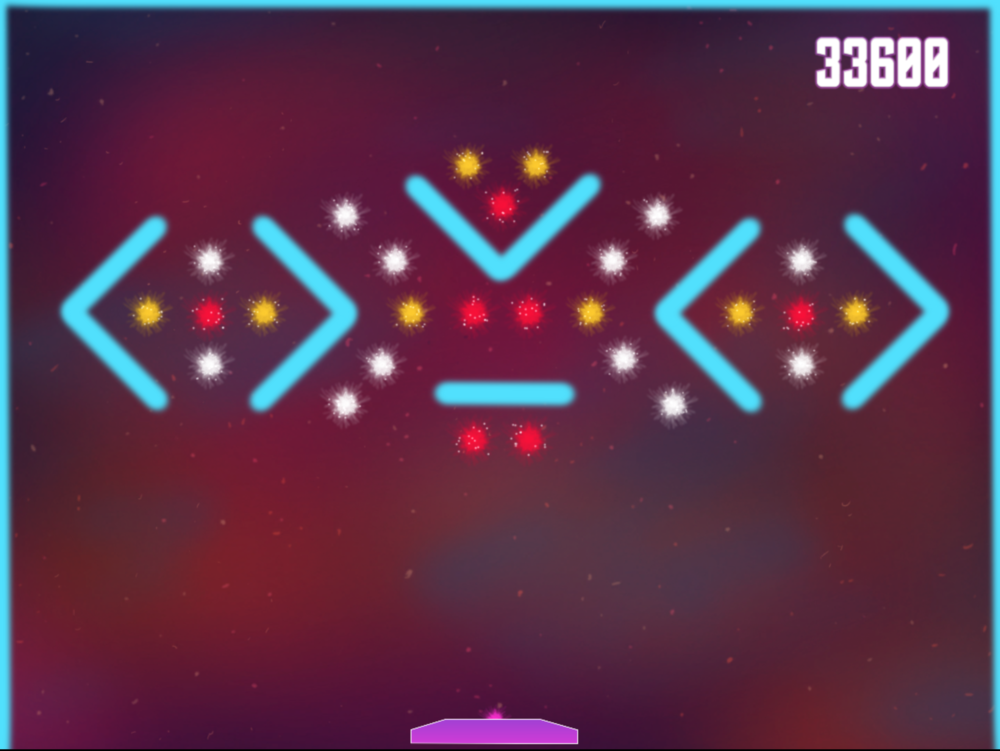 Level 8 - Diagonalaxy:  Player has learned all new mechanics, now we can ramp up the difficulty using all three stars, still a few gimmes.