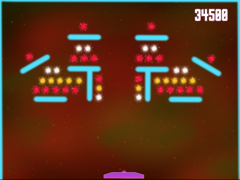 Level 9 - Balancia : With three - hit stars at the bottom and a lot of blockers, player must use precise angling and drop mechanic to succeed.