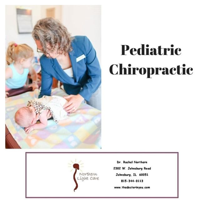 Dr. Rachel Northern is certified in Pediatrics and the Webster Technique, call for an appointment 815-344-0113⠀ buff.ly/2Pa3JcH⠀ #pediatricchiropractor #ilovewhatido #healthybabies #healthyspines #pregnancyandchiropractic #icpa #webstertechnique