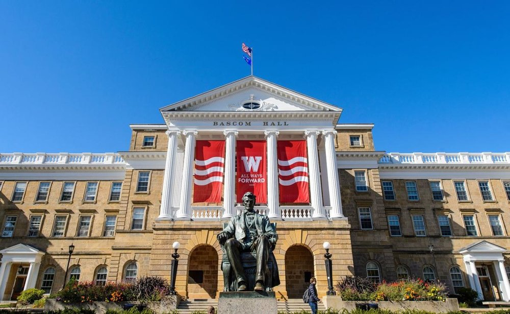 Bascom Hall UW Madison