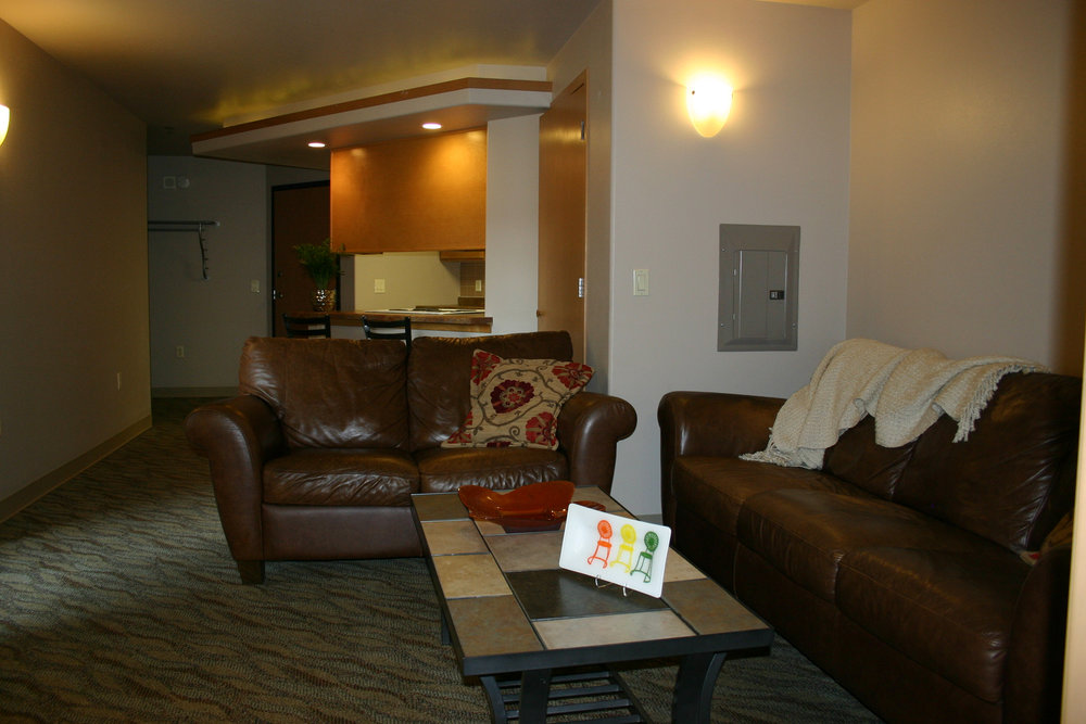 Large, open floorplans available at The Aberdeen Apartments in Downtown Madison Wisconsin