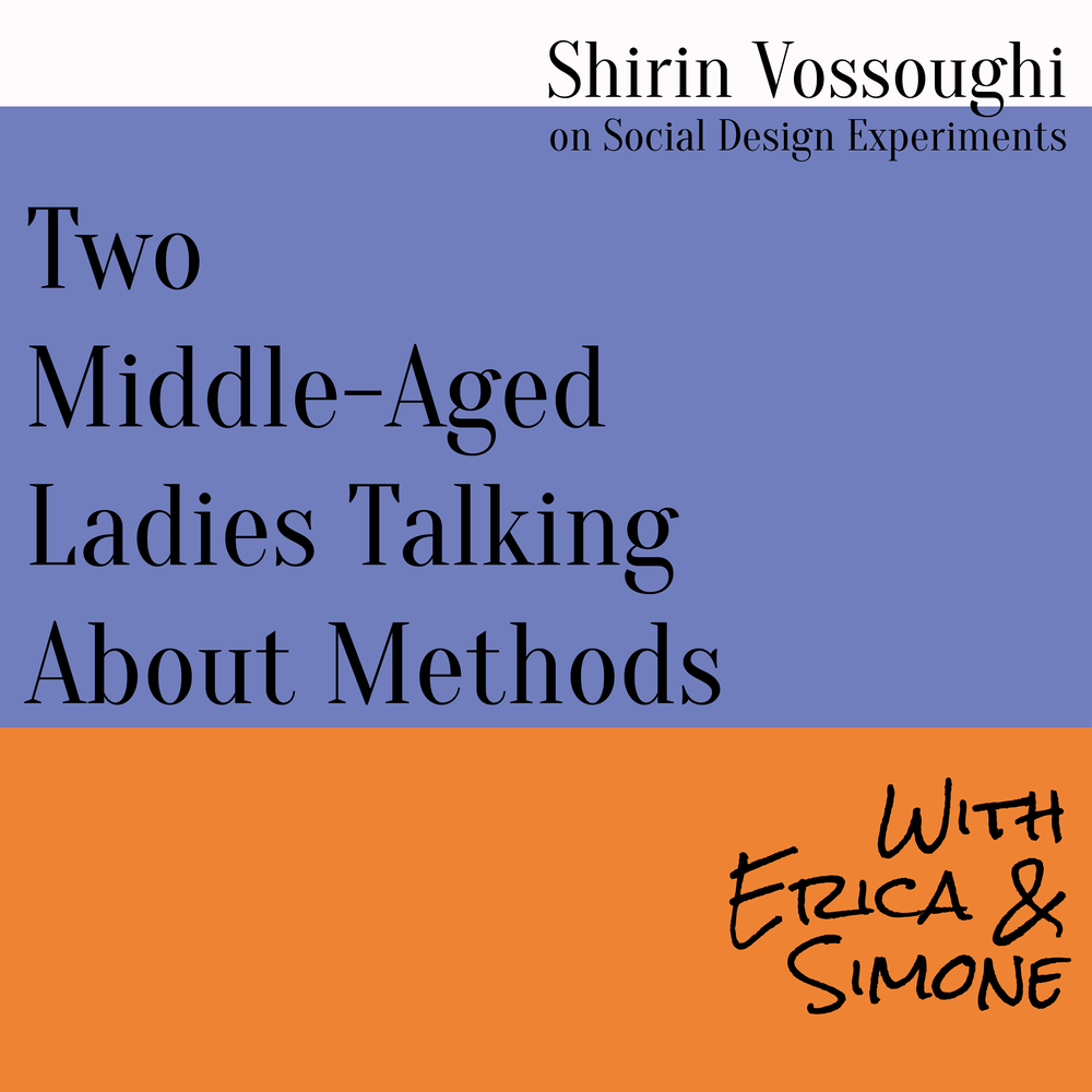 Shirin Vossoughi on Social Design Experiments