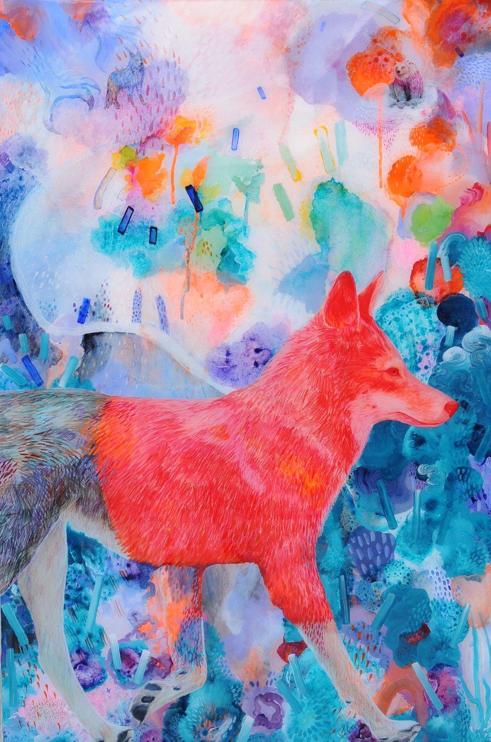 Running Coyote (I)