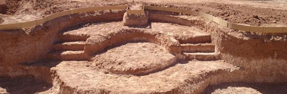 phase 3: excavation -