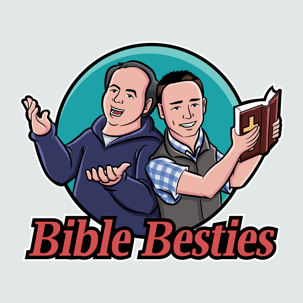 BIBLE BESTIES Podcast - Bible Besties is a Bible podcast unlike any other! Every story of the Bible told in a creative and fun way.