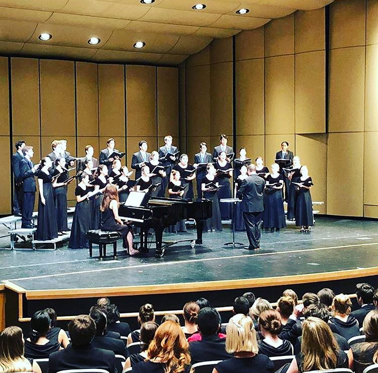 cusd High school vocal music festival - Our school district sponsored a vocal music festival for all of the programs in the district to perform. Our Vocal Ensemble and Blue Lantern Jazz Ensemble represented SOCSA Vocal MusicOctober 5, 2018