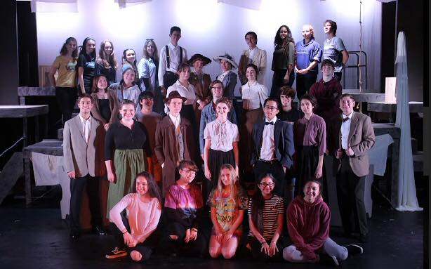 Cast and Crew for Spring Play 2018
