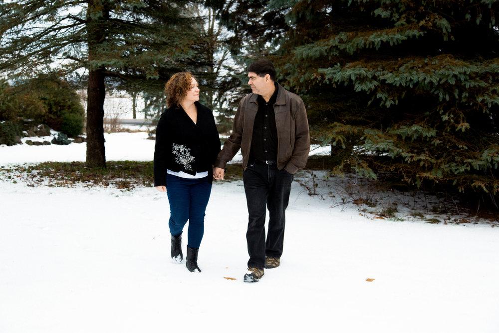 Amber + Ed