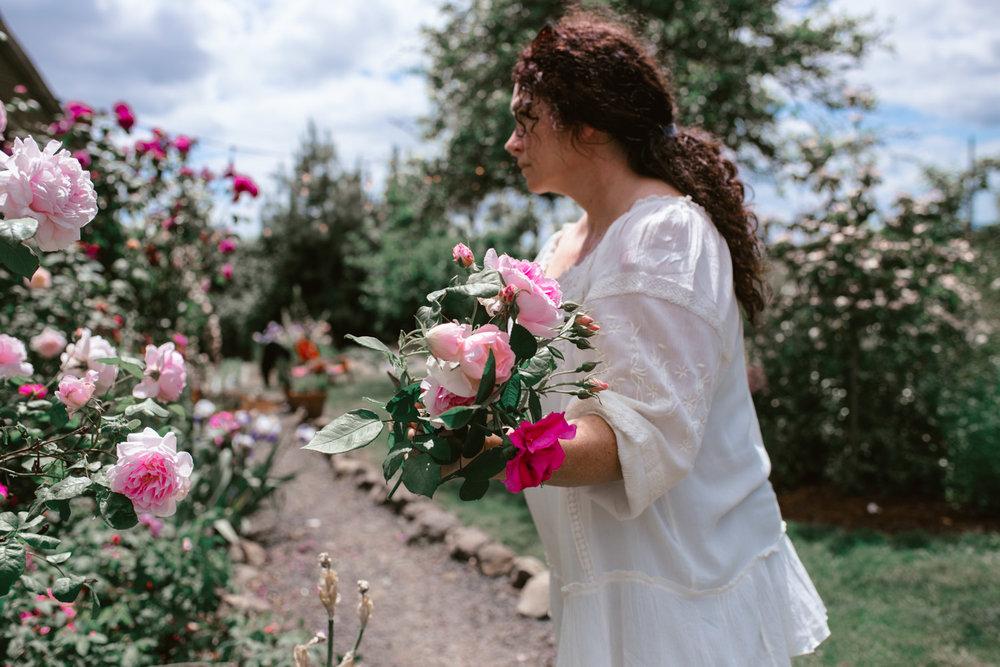 Amber Tiede — Lead Floral Designer at Riverwood Gardens in Ottawa, Ontario