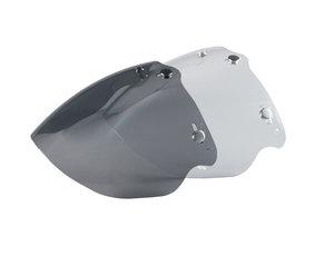e720c520 TRI SHIELD OPEN FACE / CLEAR OR SMOKE