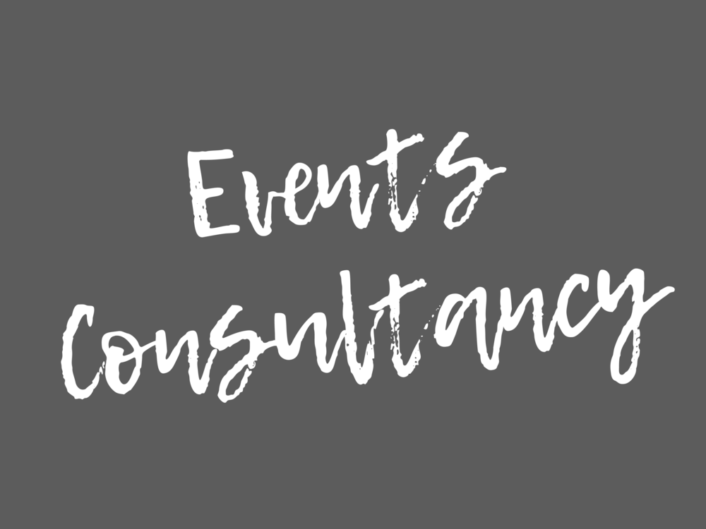 EVENTS CONSULTANCY 1