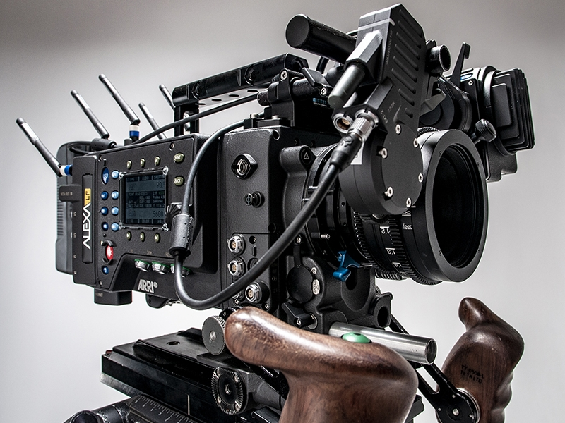 A powerhouse among digital cinema cameras, its large format sensor films up to 4.5K resolution and simply nothing beats it in terms of latitude and overall picture quality.