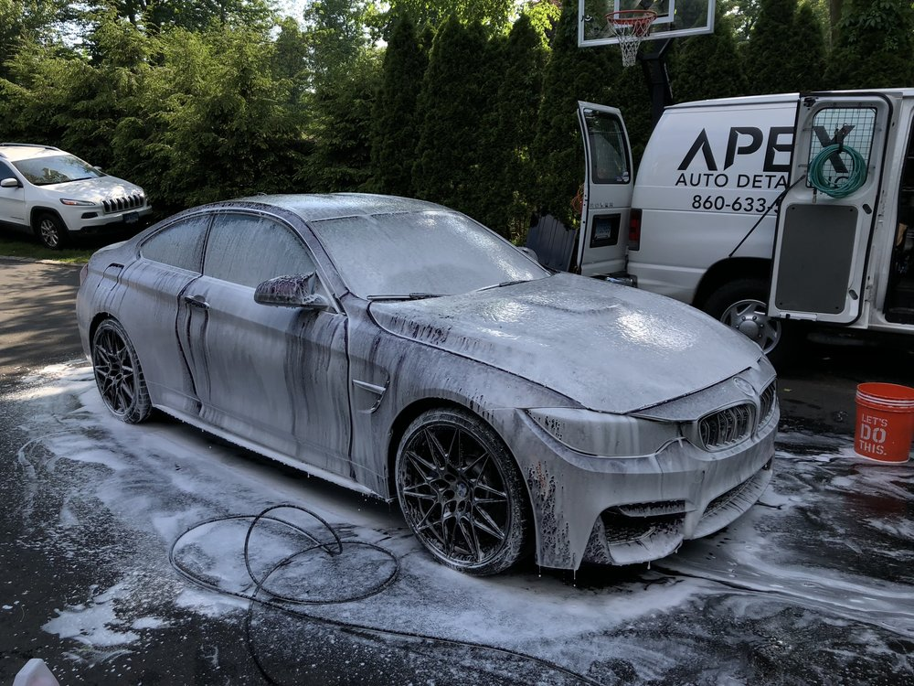 Detailing - Click to learn more about our detailing services