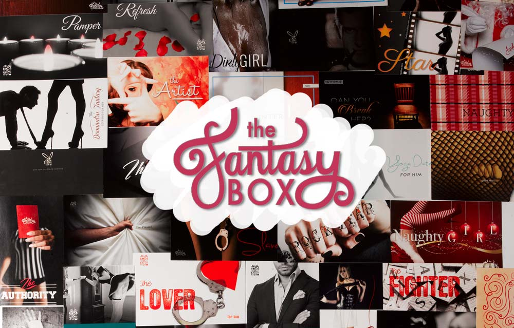 THE FANTASY BOX - CO-FOUNDER/CREATIVE DIRECTOR