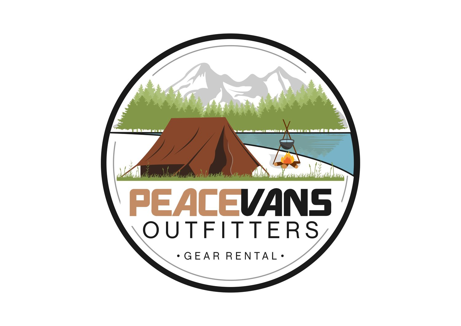 Peace Vans Outfitters: Gear Rental