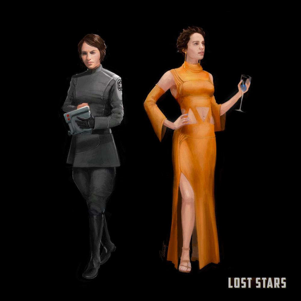 Jude Edivon ( Lost Stars)