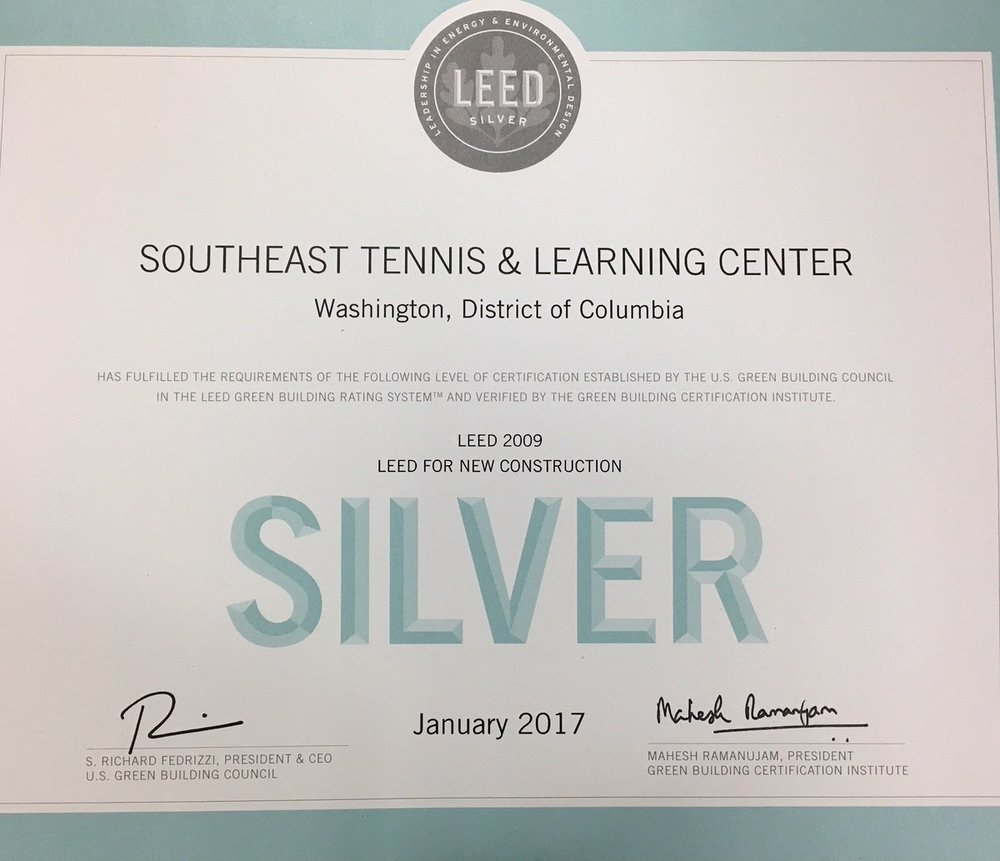 LEED Silver_South East Tennis.jpg