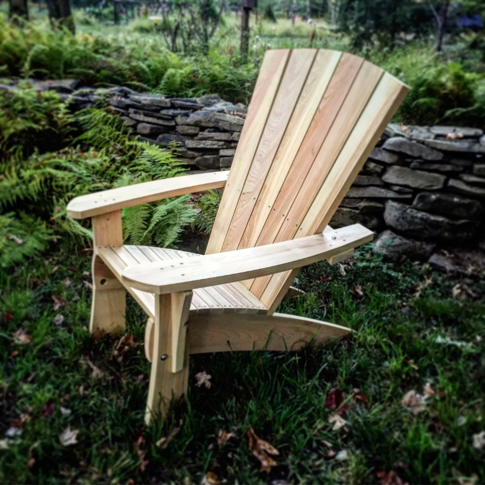 Raymond Adirondack Chair - Cypress