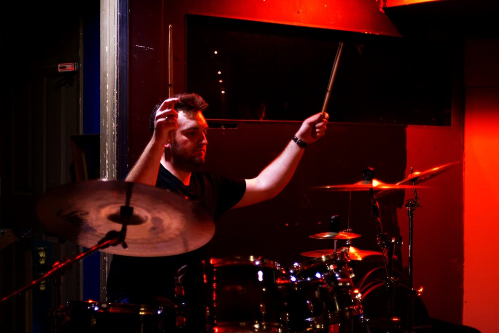 Jake Deal - Drums & Percussion