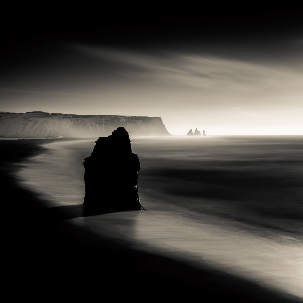REYNISFJARA - Honorable Mention - By Nick Psomiadis