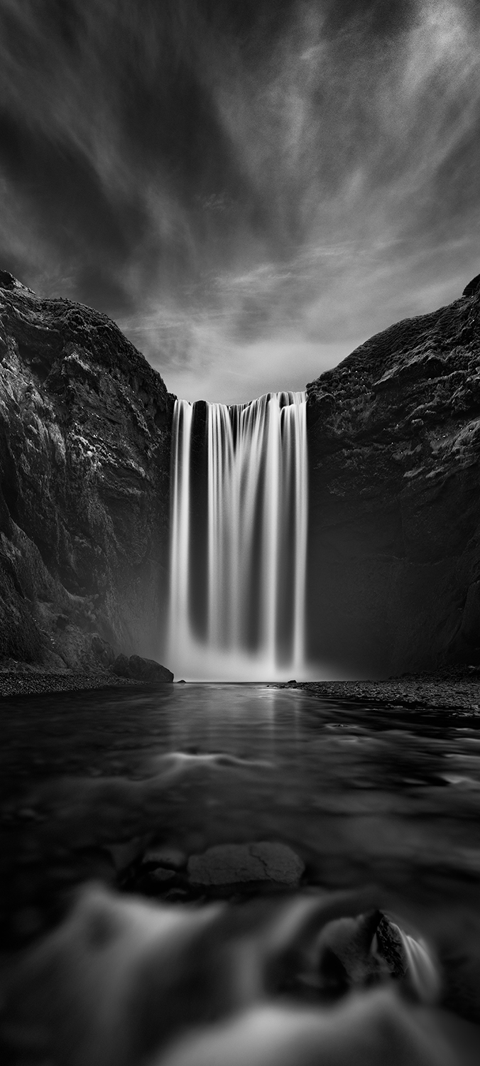 SKOGAFOSS - Honorable Mention - By Nick Psomiadis