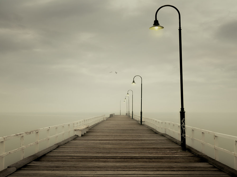 Kerferd Road Pier available now to order