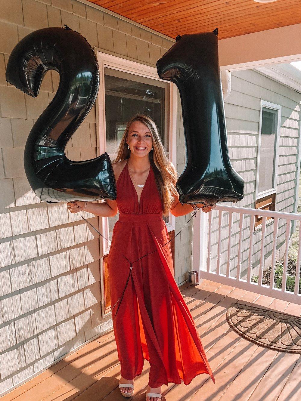 i turned 21