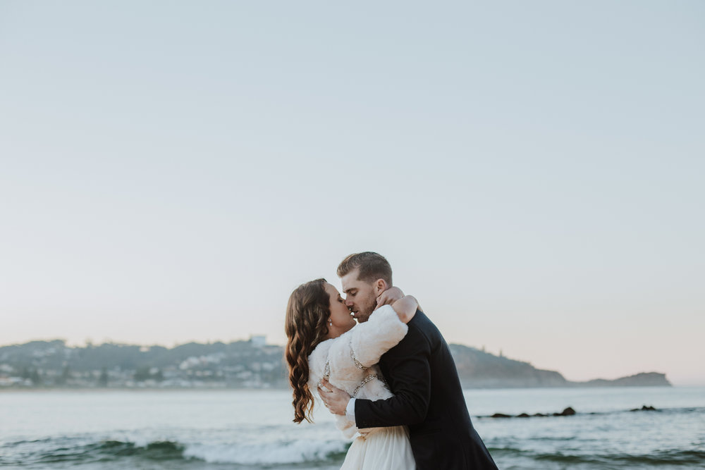 "Beck - ""Sam was our wedding photographer and delivered above and beyond what we could have hoped! He was an absolute professional to work with and made the photo shoot so enjoyable and relaxed. We were completely overwhelmed with how beautiful our photos were and how easy the experience was. Would highly recommend."""