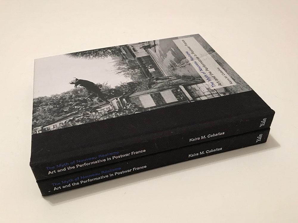 The Myth of Nouveau Réalisme Book