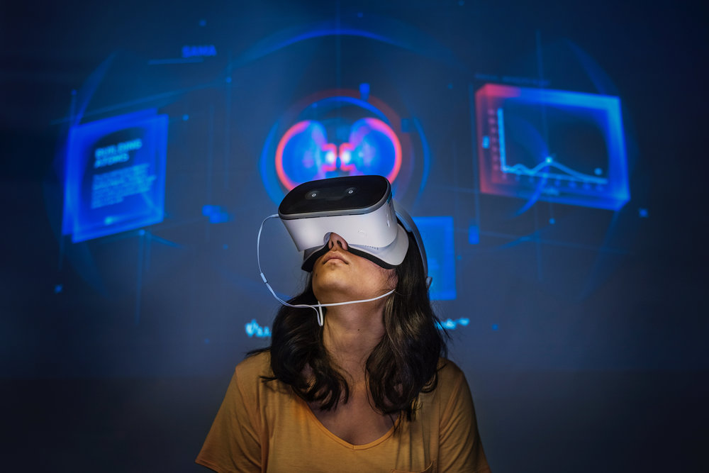 Sama VR - Our lessons are perfect for a single student or an entire classroom and can be dropped in alongside existing curriculum with no planning.