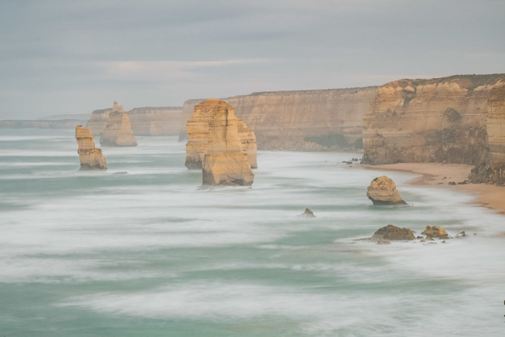- Great Ocean Road