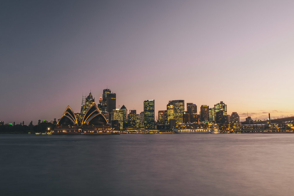 New South Wales -