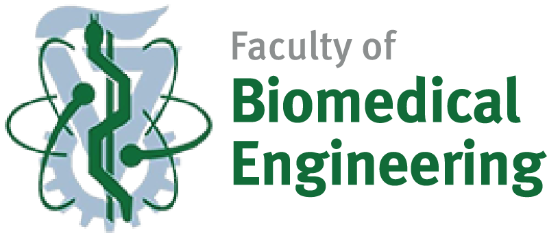 Faculty of Biomedical engineering logo