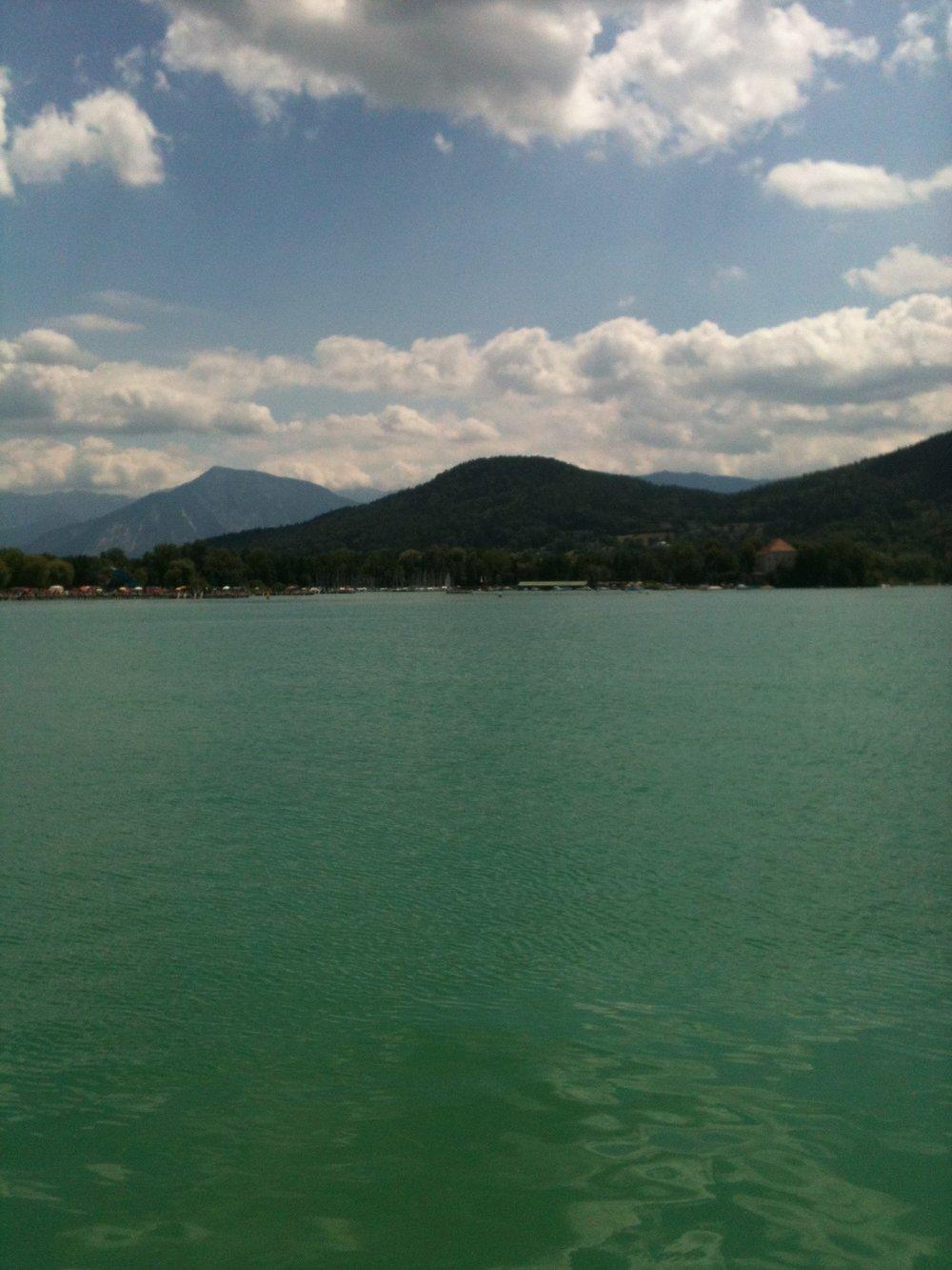 Beautiful Wörthersee, Klagenfurt
