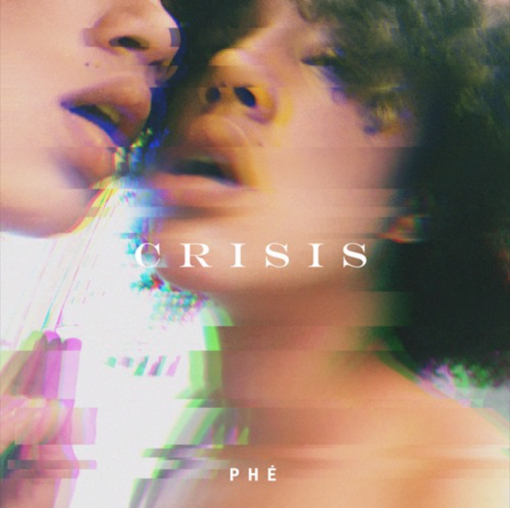 """Click on the artwork to stream """"CRISIS"""""""