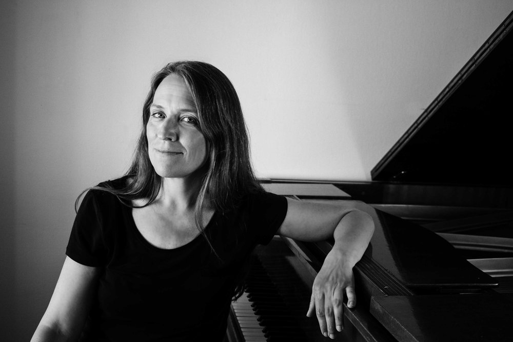 Maria Grönlund - Pianist and Composer